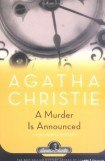 книга A Murder Is Announced