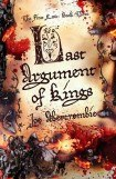 книга Last Argument of Kings