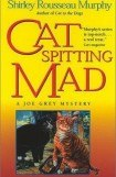книга Cat Spitting Mad