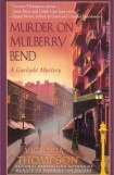 книга Murder On Mulberry Bend