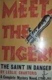 книга The Saint Meets the Tiger