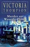 книга Murder On Waverly Place