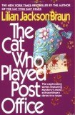 книга The Cat Who Played Post Office