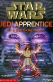 книга Jedi Apprentice 12: The Evil Experiment