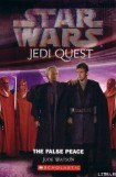 книга Jedi Quest 9: The False Peace