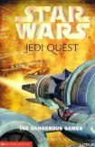 книга Jedi Quest 3: The Dangerous Games