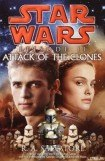 книга Star Wars Episode II: Attack of the Clones