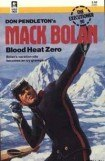 книга Blood Heat Zero