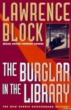 книга The Burglar in the Library