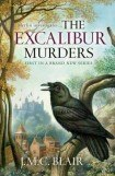 книга The Excalibur Murders