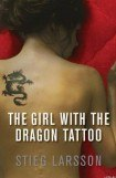 книга The Girl with the Dragon Tattoo