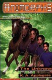 книга Animorphs - 14 - The Unknown