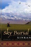 книга Sky Burial, An Epic Love Story of Tibet