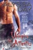 книга Вампир во Атлантиде