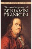 книга Autobiography of Benjamin Franklin