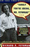 "книга ""Surely You're Joking, Mr. Feynman"": Adventures of a Curious Character"