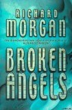 книга Broken Angels