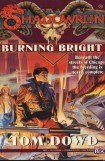 книга Burning Bright