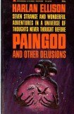 книга Paingod and Other Delusions